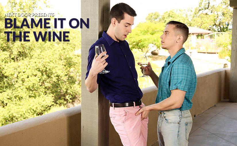 Blame it on the Vino